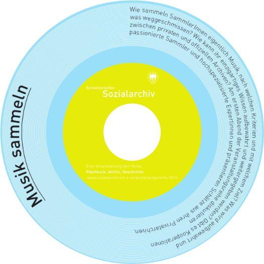 Popmusik, Archiv, Geschichte