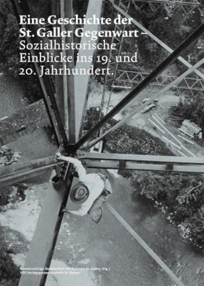 Titelblatt St. Galler Geschichte
